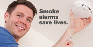 smoke alarms save