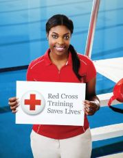Red Cross Training Saves Lives Portraits